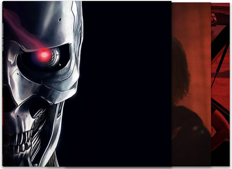 Terminator dark fate Vinyle double vinyle lp edition collector mondo