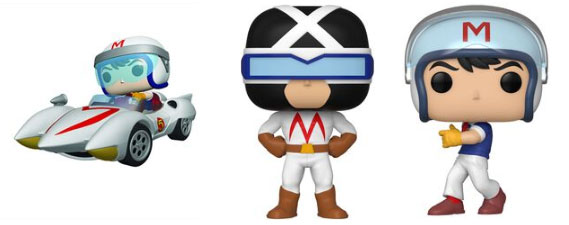 funko pop de collection anime speed racer