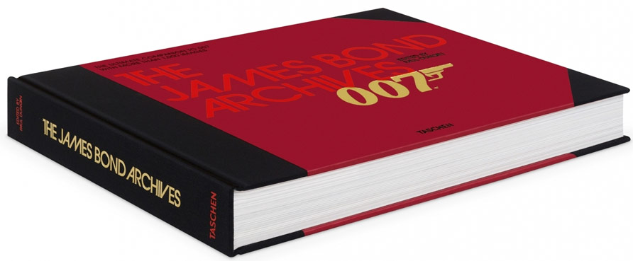 james bond archives edition 2020 taschen XL