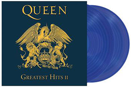 double vinyle lp queen