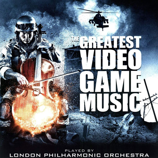 Greatest video game music Vinyle lp edition