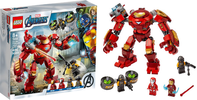 lego hulkbuster 2020 avengers collection