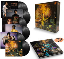 0 prince times vinyle deluxe