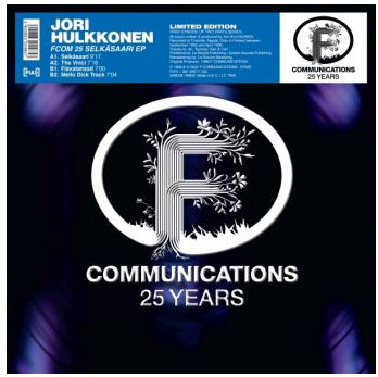 Jori Hulkkonen Vinyle LP maxi communication 25 years