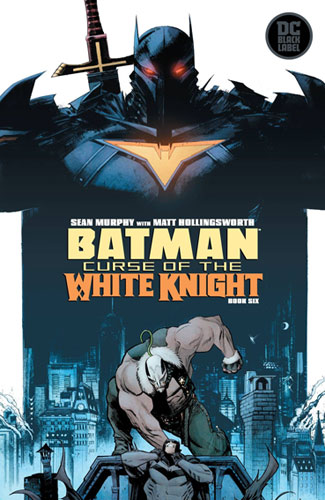 batman curse of the white knight edition deluxe urban limitee