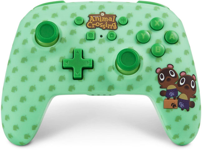 manette nintendo switch animal crossing timmy tommy
