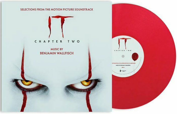 it chapter two ost soundtrack colored vinyl lp edition ca chapitre 2 bo