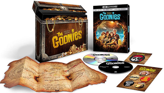 coffret collector idee cadeau film bluray 4k