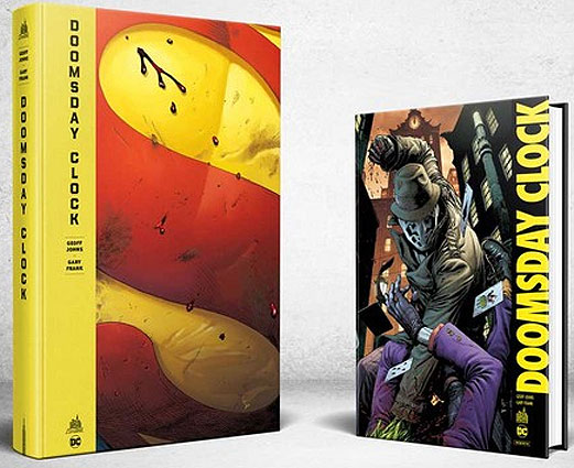 doomsday clock edition deluxe limitee 2020 Urban Limited