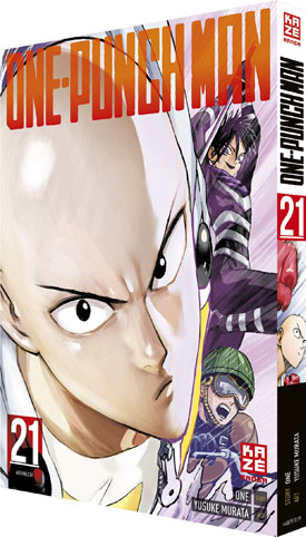 tome 21 one punch man