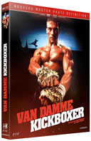 0 kickboxer action bluray dvd