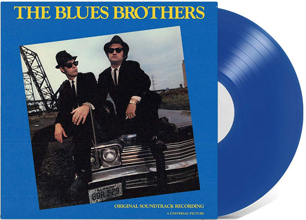 blues brothers vinyle lp ost soundtrack collection