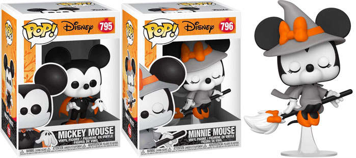 minnie mickey funko