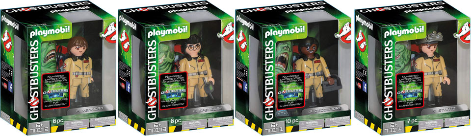 playmobil collector collection edition rare anniversaire