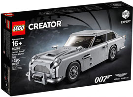 0 james bond 007 lego