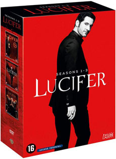 0 lucifer coffret integrale
