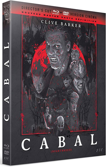 Cabal films Blu ray DVD edition