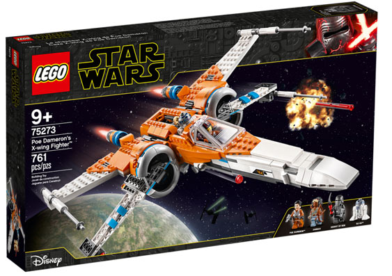 NOUVEAU SET LEGO STAR WARS EPISODE 9
