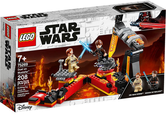 collection lego star wars 2020 precommande