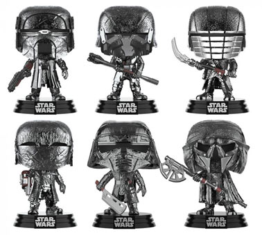collection pop star wars IX