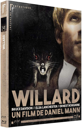 film willard editino remasterisee blu ray