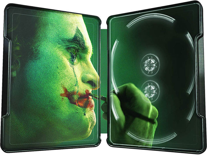 steelbook joker edition limitee bluray 4k