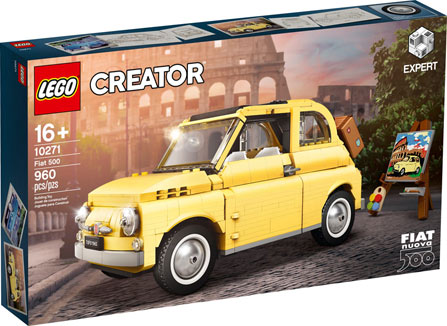 Lego Creator 2020 collection achat