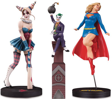 figurine collection dc 2020