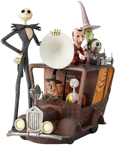Figurine L/'Étrange Noël de Monsieur Jack//Nightmare Before Christmas Jack Skell