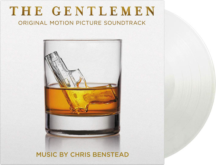 Gentlement bande originale ost soundtrack Vinyle LP