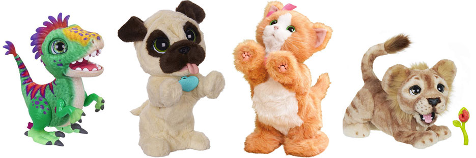animaux Peluches FurReal Friends
