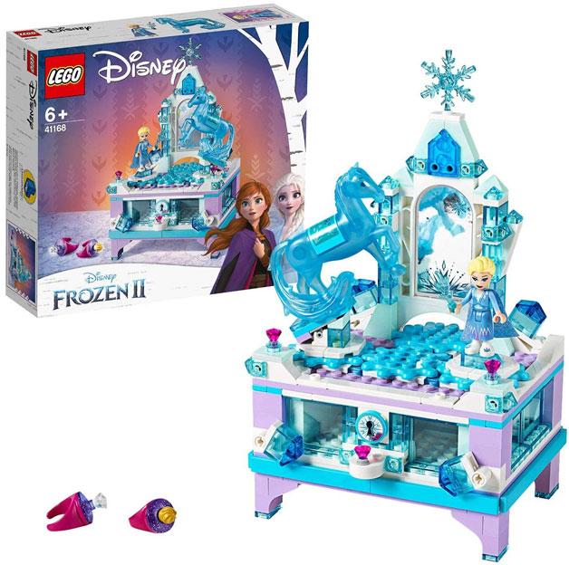 Lego Disney Set Collection Reine Neiges 2 Collector Rare