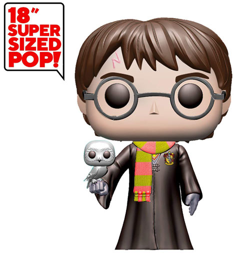 Figurine funko harry potter geant super sized grande collection 2020