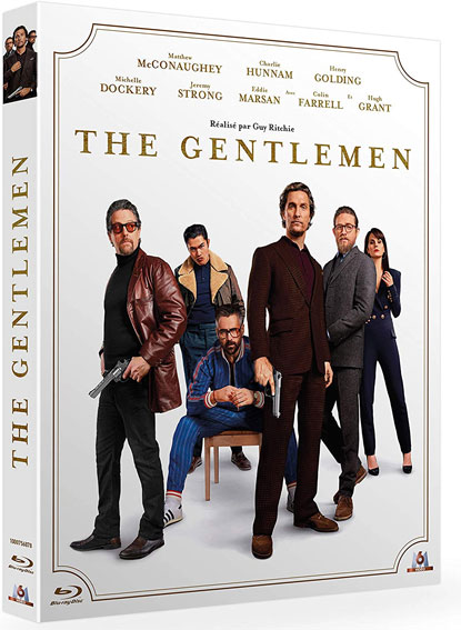 the gentlemen dvd blu ray comedie action