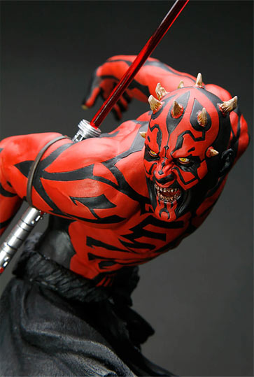darth maul figurine kotobukiya 2020 collection