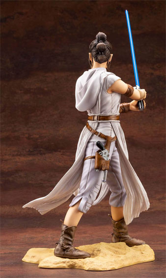 figurine collection 2020 star wars rey