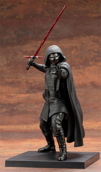 figurine kylo ren star wars collector 2020