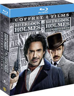 0 blu ray aventure enquete sherlock comedie coffret integral steelbook collector