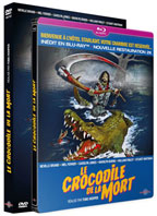 0 blu ray peur croco dvd steelbook