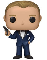 0 figurine 007 funko pop collection