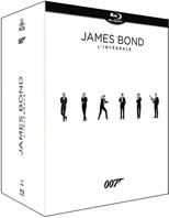 coffret integrale james bond 007 dvd blu ray