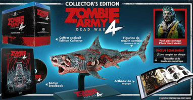 0 zombie collectors edition limited