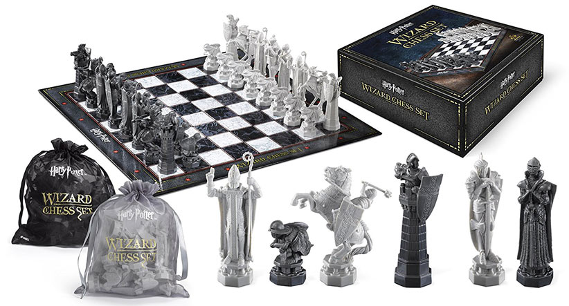 Echequier-Harry-Potter-collector-Chess