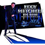 Big Band Palais des Sports 2016 eddy mitchel bluray dvd