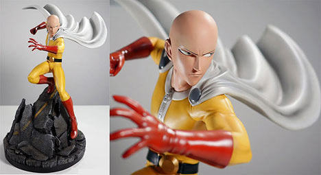 Figurine-Punch-Man