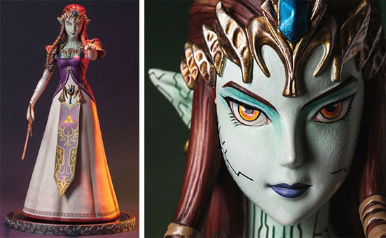 Figurine-Zelda-Twilight-Princess-de-Ganon-first-4-figures-edition-limitee-numerotee