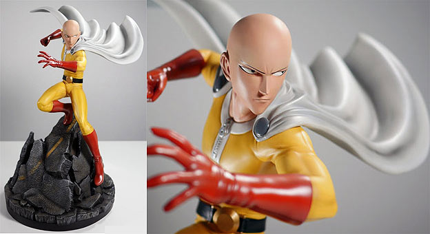 Figurine-edition-limitee-numerotee-collector-One-Punch-Man