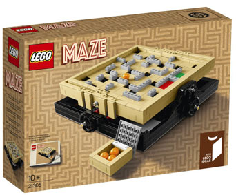 Lego-Ideas-21305-le-Labyrinthe-maze-collector