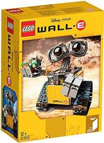 Lego-ideas-Walle-21303-achat-edition-collector
