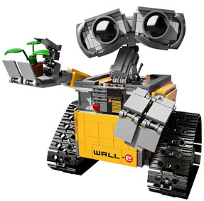 Lego-ideas-disney-Wall-e-achat-vente